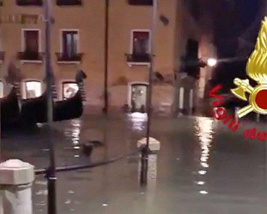 Venezia - Acqua alta