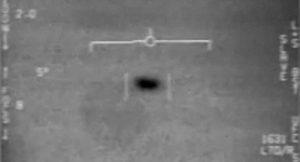 Un oggetto volante non identificato