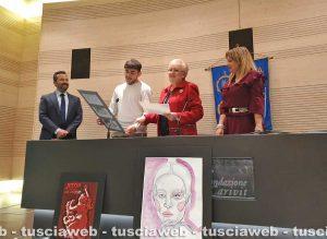 Viterbo - Premiazioni del concorso Rispettiamoci