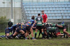 Sport - Rugby - Union rugby - I neroverdi in campo