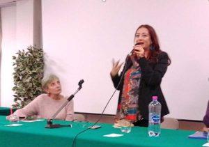 Viterbo - L'incontro con Marietta Tidei