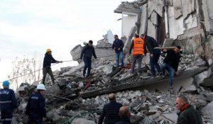 Scossa di terremoto in Albania