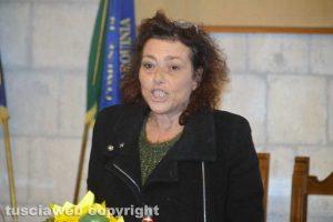 Tarquinia - L'assemblea contro l'inceneritore - Simona Ricotti