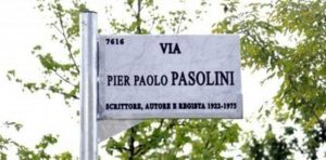 Via Pasolini