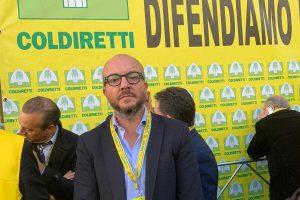 Roma - La mobilitazione di Coldiretti