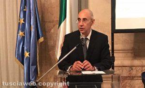 L'ambasciatore italiano Luigi Mattiolo