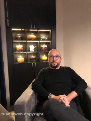 Lo sceneggiatore Filippo Gravino