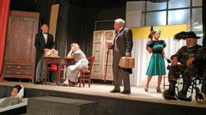 Ronciglione - Lo spettacolo L'invitato