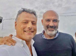 Antonio Tosi e Sergio Pirozzi