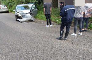 Vignanello - Incidente sulla strada provinciale 25