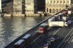 Attacco terroristico a London Bridge