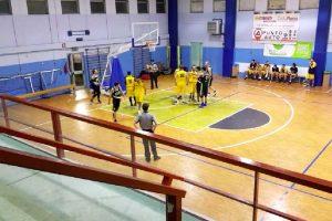 Sport - Pallacanestro - Soriano Virus - I viterbesi in campo