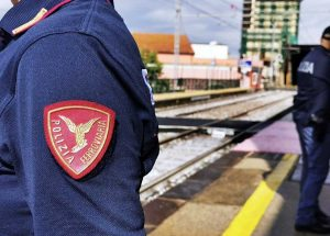 La polizia ferroviaria