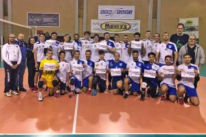 Sport - Pallavolo - Tuscania volley - I ragazzi della serie D