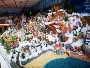 Capranica - Villaggio di Natale lemax