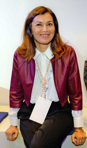 Stefania Palamides, presidente di Unindustria Viterbo
