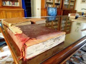Civitavecchia - Esercito - La biblioteca del Cesiva