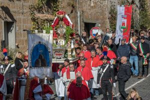 Barbarano Romano - Le celebrazioni per Santa Barbara