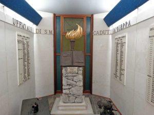 Civitavecchia - Cesiva - Il sacrario dell'esercito