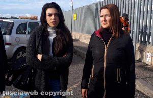 Giallo di Ronciglione - La mamma e la sorella di Andrea Landolfi Cudia