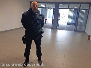 Tribunale - Il vigilante Enzo Colasuonno