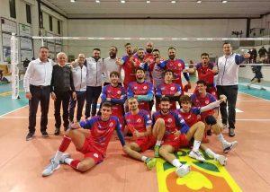 Sport - Volley - La Scarabeo Civita Castellana in testa alla classifica