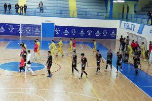 Sport - Calcio - Active network - Il match contro il Real San Giuseppe
