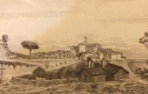 Bagnoregio - Primi Ottocento