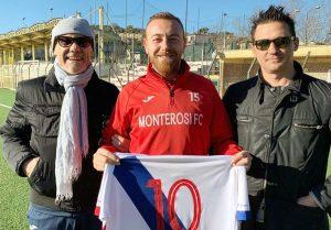 Sport - Calcio - Paolo Capodaglio al Monterosi