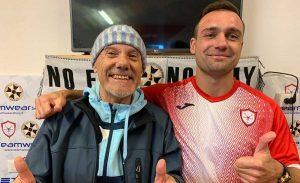 Sport - Calcio - Monterosi - Capponi e Pippi