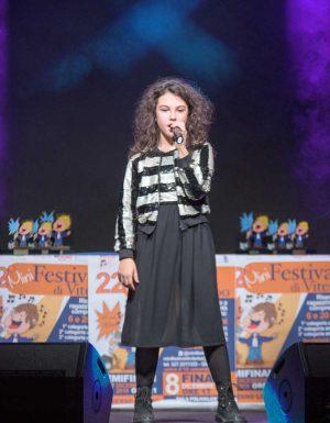 Viterbo - Chiara Ruggiu al Mini festival