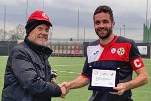 Sport - Calcio - Monterosi - Luciano Capponi e Andrea Costantini