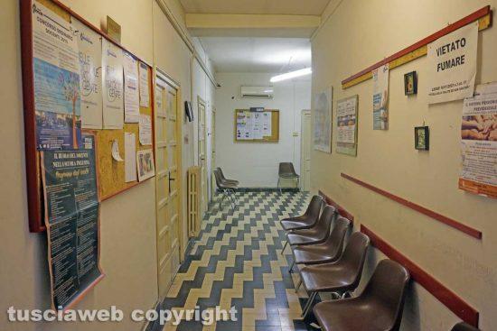 Viterbo - La sede della Uil scuola