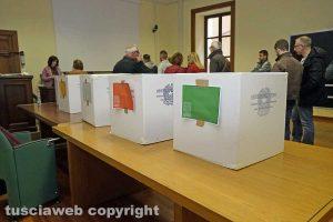 Viterbo - Elezioni provinciali