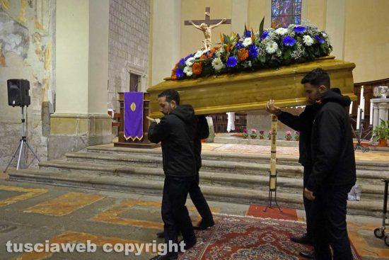 Viterbo - I funerali di Igino Zollo