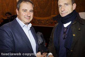 Viterbo - Domenico Merlani e Claudio Di Berardino