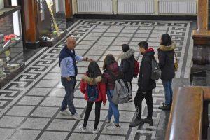 Gli studenti dell'Egidi protagonisti del progetto Erasmus+