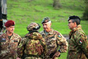 Il generale di brigata Pietro Addis