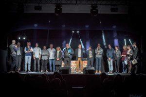 Viterbo - La giuria del 22esimo Mini festival