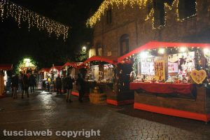 Viterbo - Mercatini di Natale