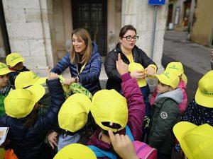 Civita Castellana - Fattoria in piazza di Coldiretti