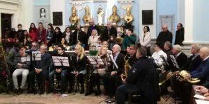 La banda di Soriano nel Cimino celebra Santa Cecilia
