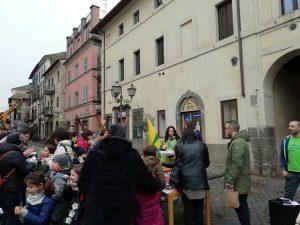L'evento di Coldiretti con le scuole a Vignanello