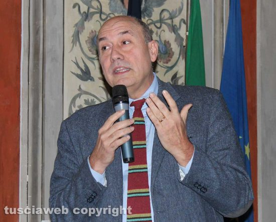 Stefano Anastasìa, garante dei detenuti di Lazio e Umbria