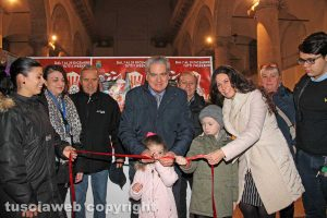 Natale a Viterbo - Inaugurazione del Magic cinema