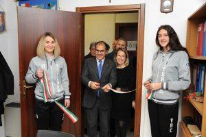 Viterbo - Inaugurata la nuova sede del Panathlon club