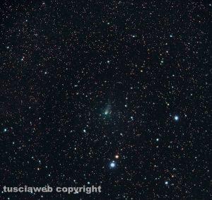 La cometa T2 Panstarrs