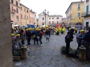 Civita Castellana - Fattoria in piazza