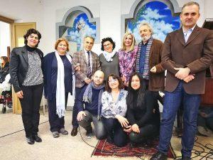 Civita Castellana - Nicola Piovani ospite della scuola Dante Alighieri