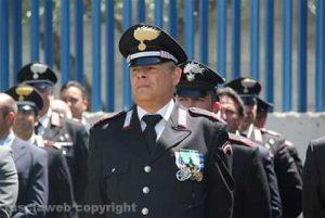 Il maresciallo maggiore Alessandro Bitti